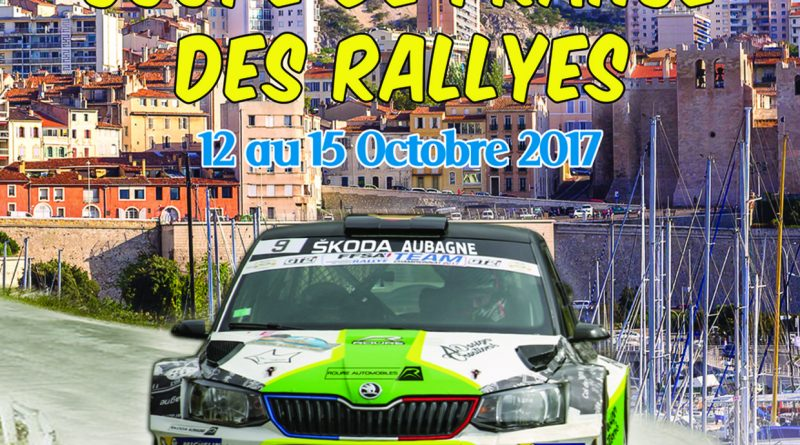 Finale Coupe de France Rallye Marseille Sainte Baume Madness Racers