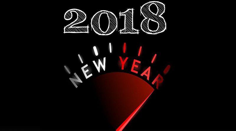 Bonne année 2018 de l'équipe Madness Racers
